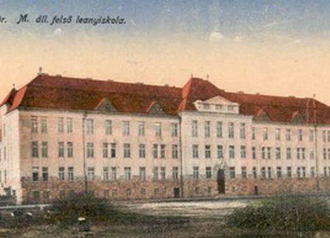 Kazinczy Gimnázium régi épülete